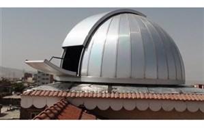 رتبه پنجم مرکز تحقیقات نجوم و اختر فیزیک مراغه