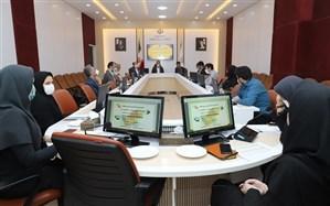 دومین جلسه کمیته نظارت بر ثبت نام استان گلستان برگزار شد
