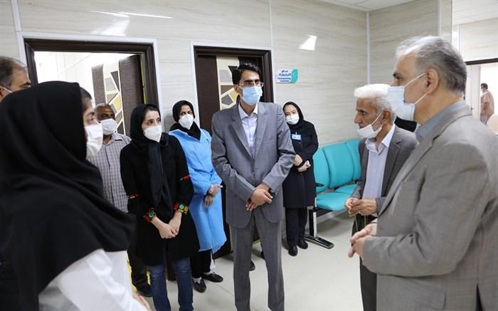 کاشت حلزون اتفاق بزرگ حوزه سلامت  سیستان و بلوچستان