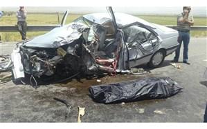 کاهش ۱۷ درصدی تلفات تصادفات در چهار ماه نخست سال جاری