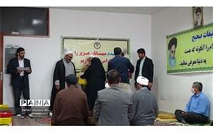 تجلیل از فعالان مذهبی، فرهنگی و قرآنی در شیروان