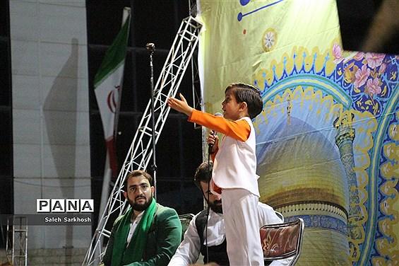 جشن دهه کرامت  در مشهد