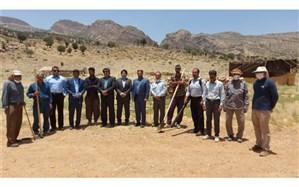 افتتاح پایگاه اطفاء حریق عشایری در فارس