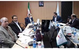 جلسه هماهنگی پیش نویس تفاهم نامه همکاری بین دو وزارتخانه