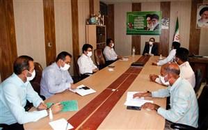 اتصال مدارس شهرستان حاجی آباد به شبکه ملی اطلاعات و اینترنت