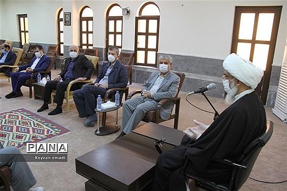 نشست شورای عالی هماهنگی استان بوشهر