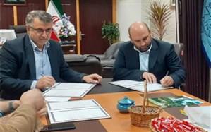 امضای تفاهم نامه،  ایجاد موزه دبیرستان ماندگار شهید دکتر بهشتی رشت