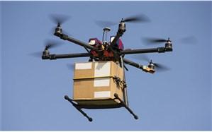 حمل بستههای پستی با پهبادها 70 درصد ارزانتر از حمل و نقل با خودروی ون تمام میشود