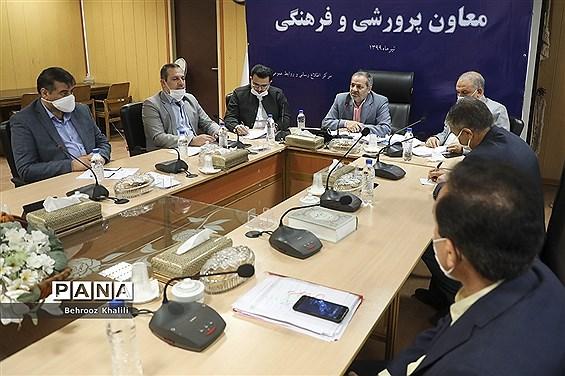 نشست خبری معاون پرورشی و فرهنگی وزارت آموزش و پرورش