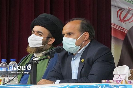 جلسه شورای اداری شهرستان محمودآباد