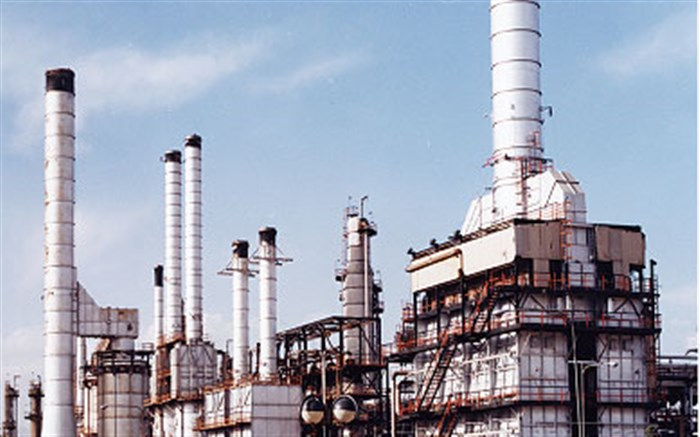 تعمیرات اساسی پالایشگاه نفت تهران