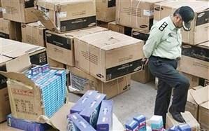 کشف ۱۶۰میلیارد کالای قاچاق در پایتخت