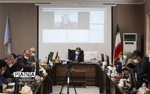 حضور نمایندگان استان در افتتاحیه مجلس دانش آموزی دانش آموزان با نیازهای ویژه