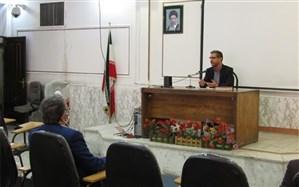 برگزاری جلسه موسسان ومدیران مدارس غیردولتی منطقه 15