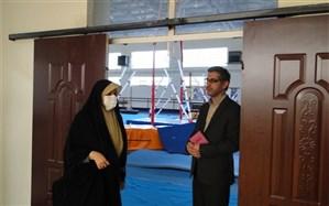 شهریاری از کانون فرهنگی و ورزشی شهید فراهانی و قدس بازدید کرد