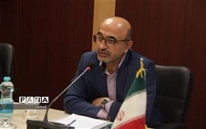 حسینی: تمام فعالیت های منطقه و مدارس در قالب پروژه مهر، انجام خواهد شد