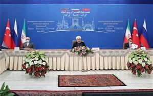 ایران به حمایتهای خود از مردم و دولت مشروع سوریه با قدرت بیشتری ادامه خواهد داد