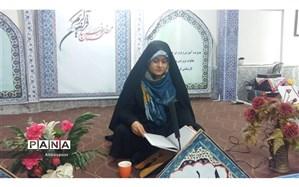 حضور فرهنگیان شهرستان بجنورد در مسابقات استانی قرآن و عترت