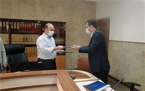 انعقاد تفاهم نامه تهیه و اجرای پروژه های بهسازی روستایی استان زنجان