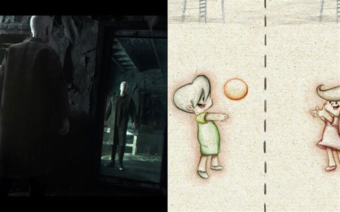 2 انیمیشن ایرانی