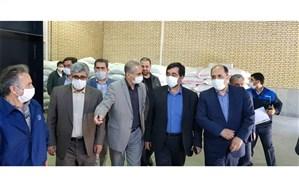 هشت واحد کارخانه آب معدنی امسال در شهرک تخصصی آب شهرستان نیر به بهره برداری می رسد
