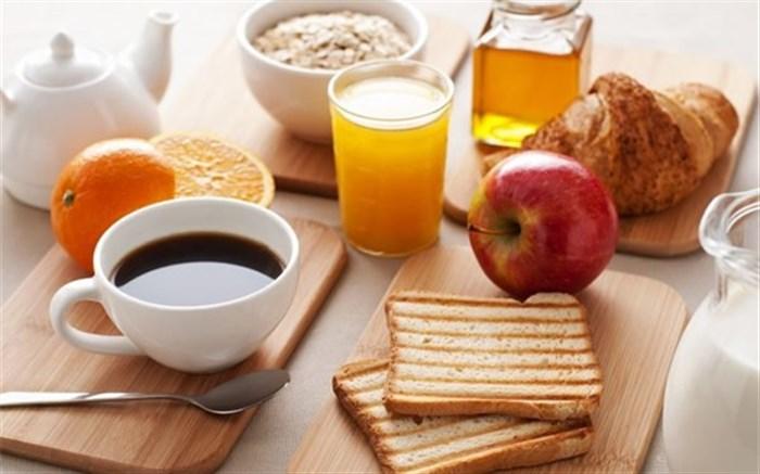 مواد غذایی که نباید با شکم خالی خورد