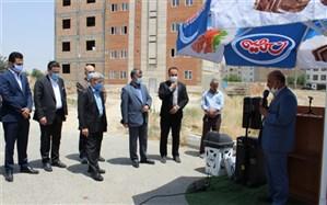 افتتاح پروژه هنرستان خیر ساز فرزندان میهن در اسلامشهر