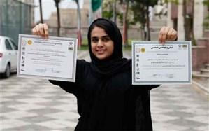 کسب رتبه برتر کشوری مسابقات نوآوری صنعتی توسط دانش آموز ناحیه 2 ری