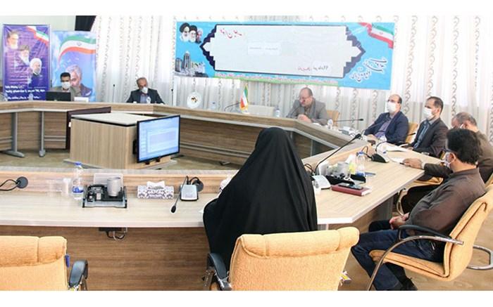 جلسه هماهنگی ستاد اوقات فراغت دانش آموزان استان همدان