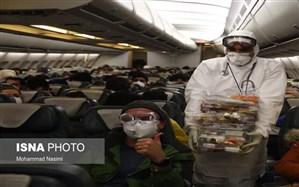 پروازهای یک ایرلاین بدلیل عدم رعایت پروتکلهای کرونایی لغو شد
