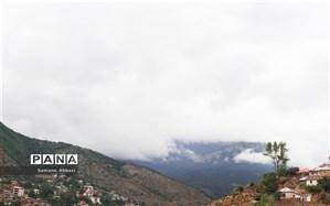صبحگاهان مهآلود در مازندران؛ فردا هم آسمان مهآلود است