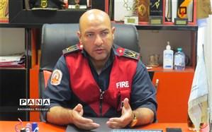 آتشنشانی محمودآباد 2100 آتشنشان داوطلب دارد