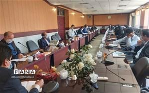 جلسه هم اندیشی کارشناسان حوزه پرورشی کاشمر برگزار شد