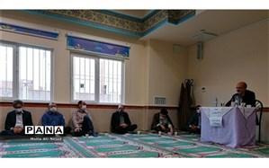 برگزاری جلسه مدیران عامل مراکز نیکوکاری در شیروان