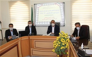 نشست شورای بازگشایی مدارس دشتستان برگزار شد