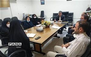 برگزاری کمیته هدایت تحصیلی منطقه 17