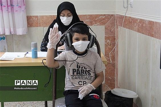آغاز سنجش سلامت بیش از 67 هزار نوآموز در فارس