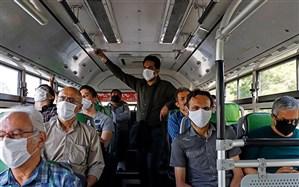 از پذیرش مسافران بدون ماسک معذرویم