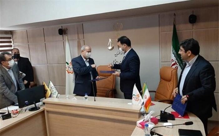 مترو تهران و قوه قضائیه برای پیشگیری از وقوع جرم تفاهم کردند