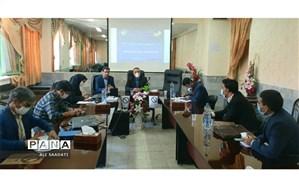 برگزاری جلسه هماهنگی طرح های آموزشی کلات
