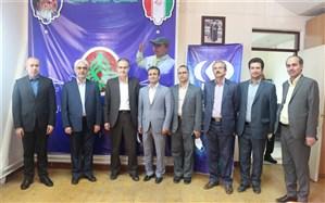 بازدید مدیر کل آموزش و پرورش استان از سازمان دانش آموزی