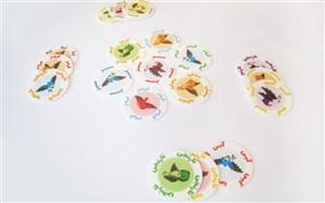 بازی رومیزی «گنجیشکک» در کانون تولید میشود