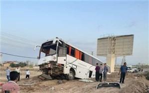 تصادف مرگبار در آزاد راه تهران - قزوین