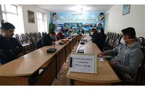 برگزاری دومین جلسه توجیهی پروژه مهر آموزش و پرورش منطقه شاهرود