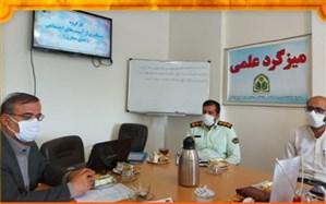 تشکیل جلسه معاونت پرورشی با پلیس فتا