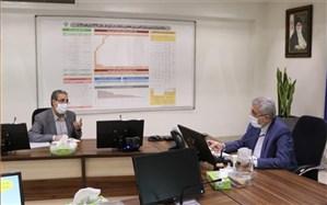 وزیر نیرو بر حمایت و تکمیل طرحهای آبرسانی استان بوشهر تاکید کرد
