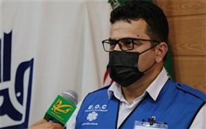 345 بیمار در بخش های کرونایی استان بوشهر بستری هستند