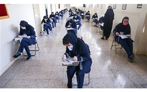برگزاری آزمون ورودی دبیرستان ها و هنرستان های نمونه دولتی دوره دوم متوسطه در روز جمعه 20 تیرماه