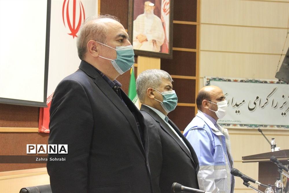 جلسه مشترک ستاد پیگیری هماهنگی و فرماندهی عملیات پاسخ به بحران اسلامشهر و استان ایلام