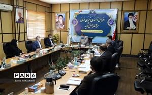 برگزاری کارگروه راهبری توسعه مدیریت اداره کل شهر تهران